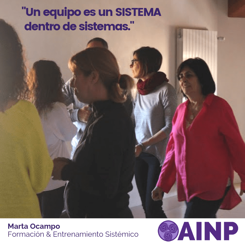 COACHING SISTEMICO - GESTION DE EQUIPOS