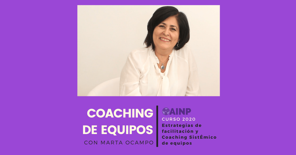 CURSO COACHING DE EQUIPOS EN MADRID